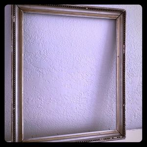 1913 Rustic Wooden Picture Frame